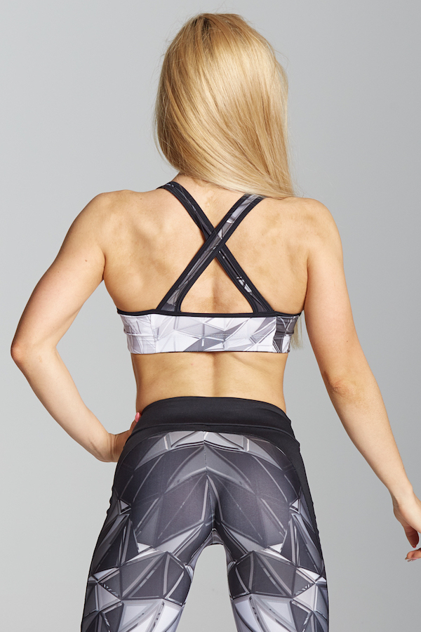 Gym Glamour Bra Subdivide - 5