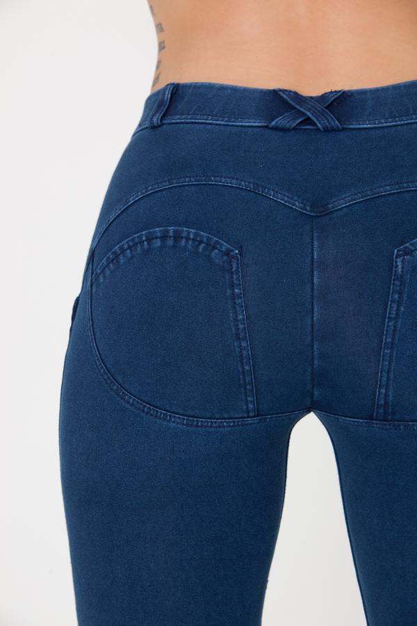 Boost Jeans Mid Waist Dark Blue Pre-Order - 5