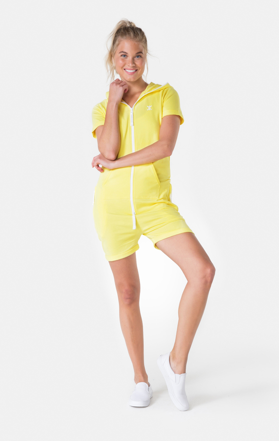 OnePiece Fitted Short Soft Yellow - XS, XS - 5