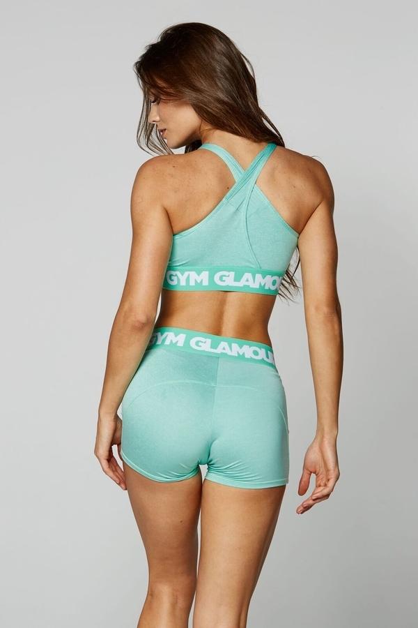Gym Glamour Kraťásky Pistachio - XS, XS - 5
