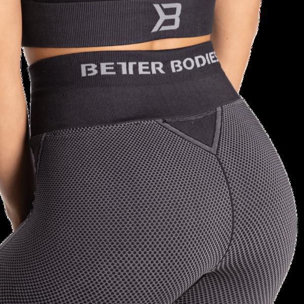 Better Boddies Leggings Roxy Grey, XS - 5