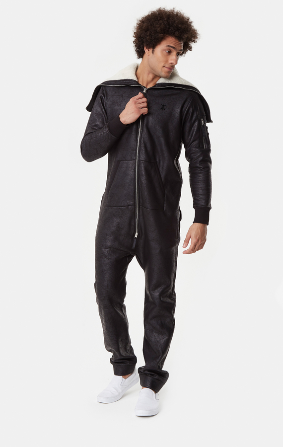 OnePiece Soft Bomber Black - S, S - 5