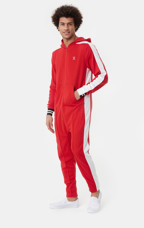 OnePiece Grand Slam 1980 Red - M, M - 5