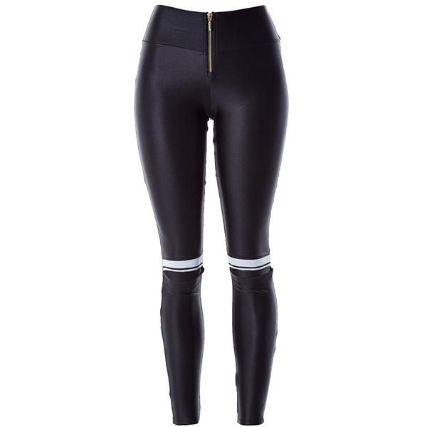 Labella Pants Leather Black - 5