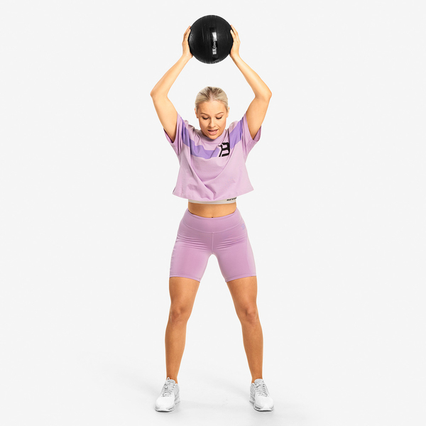 Better Bodies T-shirt Chrystie Tee Lilac, M - 6