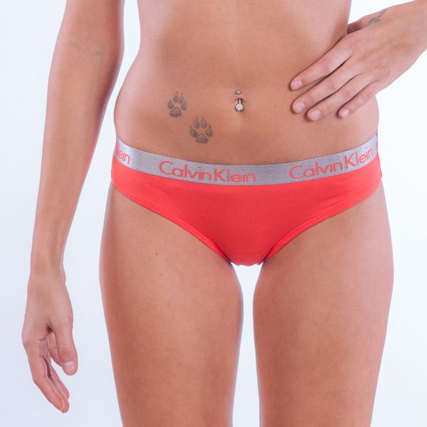 Calvin Klein 3Pack Kalhotky Red, White And Lila - XS, XS - 6