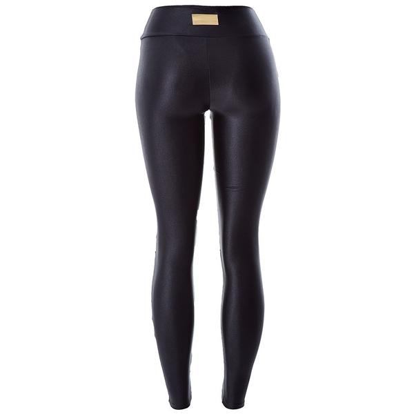 Labella Pants Leather Black - 6