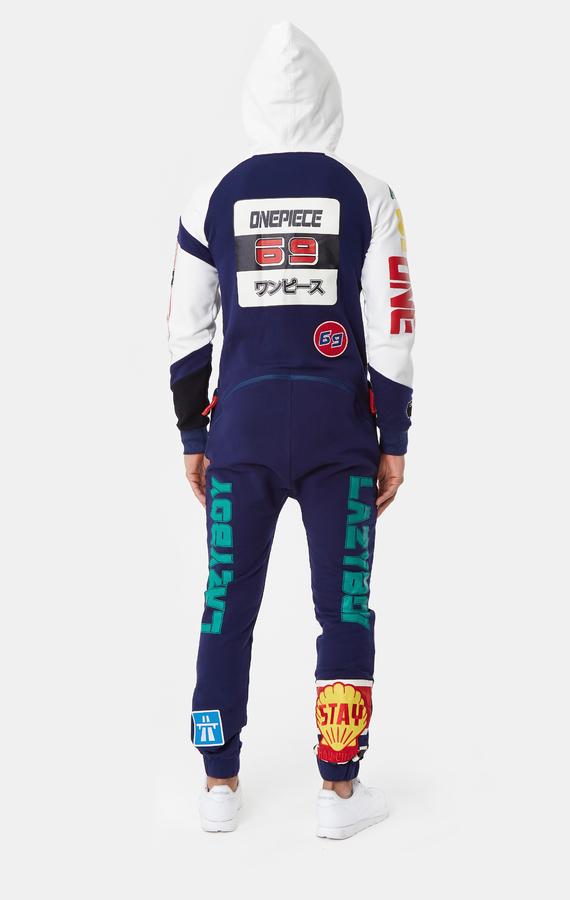 OnePiece Grand Prix Dark Blue - 7